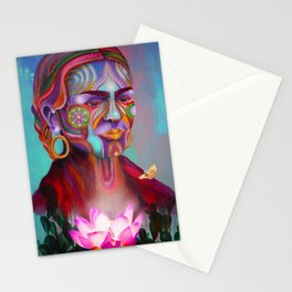 Respira Lucha Stationery Cards