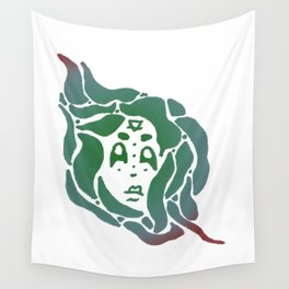 earth spirit (color) Wall Tapestry