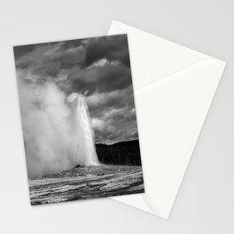 Old Faithful Starting Stationery Cards