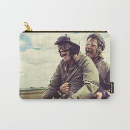 Dumb and Dumber,jim carrey,movie poster,Best Buds  Carry-All Pouch