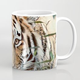 Toony Tiger Coffee Mug