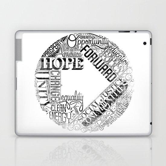 Forward Laptop & iPad Skin