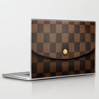 louis Laptop & iPad Skins featuring LOUIS by MiliarderBrown