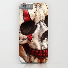 Circus Clown Skull iPhone 6s Slim Case