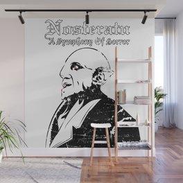 Nosferatu Wall Mural