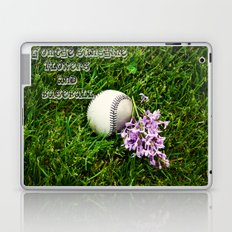First Day of Spring Laptop & iPad Skin