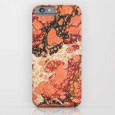 Marble Pink Square # 1 Slim Case iPhone 6s