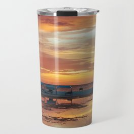 Sunset in Coche Island _ Venezuela Travel Mug