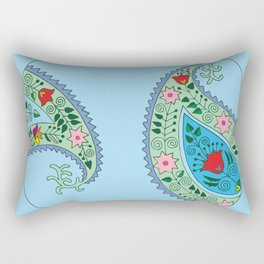 Tatar Type Rectangular Pillow