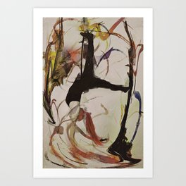 Expression Two Art Print
