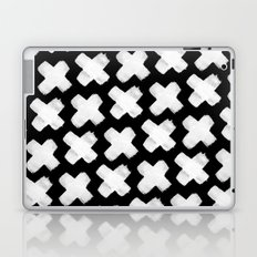 Black xxx Laptop & iPad Skin