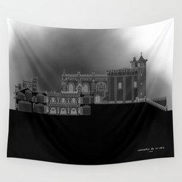HexArchi - Portugal, Tomar, Convento de Cristo Wall Tapestry
