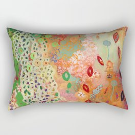 Love Knows No Bounds Rectangular Pillow