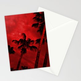 It's Hot Out Here Stationery Cards