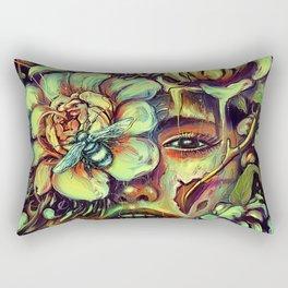 Pollinate Rectangular Pillow