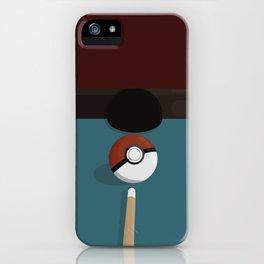8 (Poke)ball Pool! iPhone Case