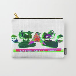 Acidulant's Army  Carry-All Pouch