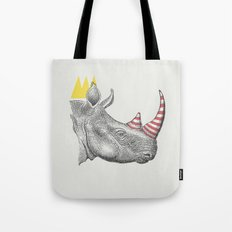 Candy King Tote Bag