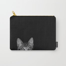 sneaky cat Carry-All Pouch