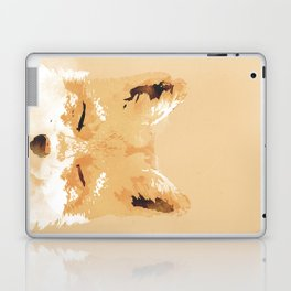 Smiling Fox Laptop & iPad Skin