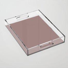Blush Acrylic Tray