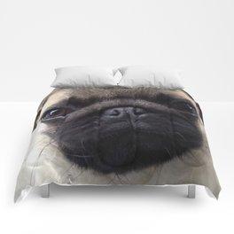 Pug Hi Comforters