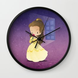 Princess Nella	 Wall Clock