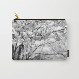 Where The White Blossoms Grow Carry-All Pouch