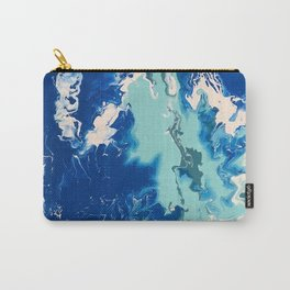 Polar ice, an aerial view Carry-All Pouch