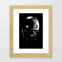 """""""It's just the Rebels, sir... they're here."""" Framed Art Print"""