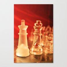 Chess1 Canvas Print