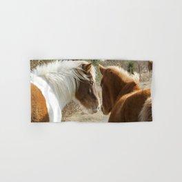Horse Conversations Hand & Bath Towel