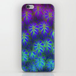 Rare Jungle, Magic Moon iPhone Skin