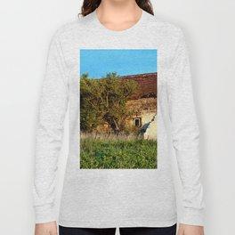 Abandoned Country Barn Long Sleeve T-shirt