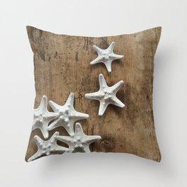 starfish 6 Throw Pillow