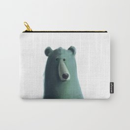 Blue Bear Carry-All Pouch