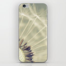 When it rains iPhone Skin
