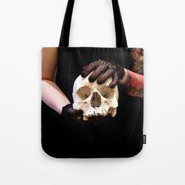 Martin the skull Tote Bag