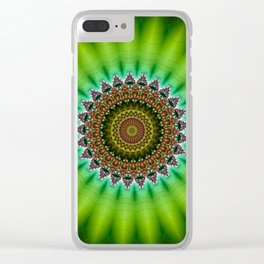 Some Other Mandala 350 Clear iPhone Case