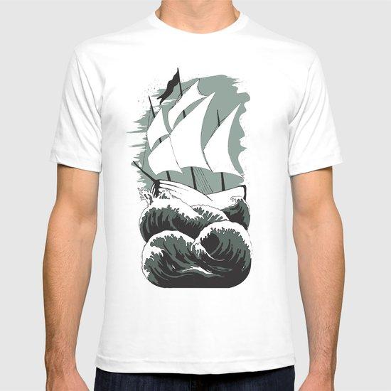 Abandon Ship T-shirt