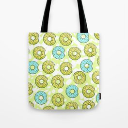 DONUTS AND DOTS DELICOUS DELIGHT Tote Bag