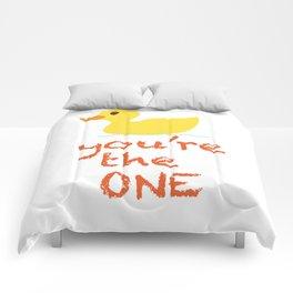 Rubber Ducky Comforters