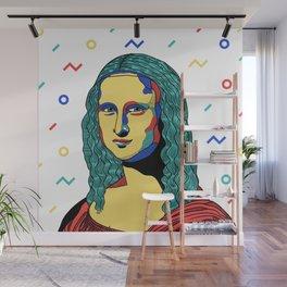 Mona Lisa - Gioconda by Leonardo da Vinci Wall Mural