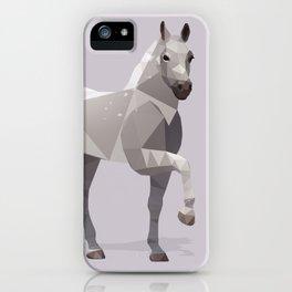 Lipizzaner Horse iPhone Case