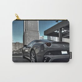 Ferrari in Chicago Carry-All Pouch