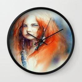 """""""Louve"""" Wall Clock"""