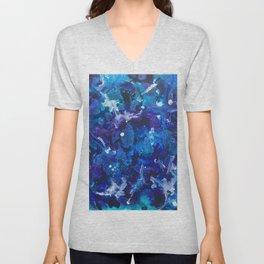 Oceanic Ink Unisex V-Neck