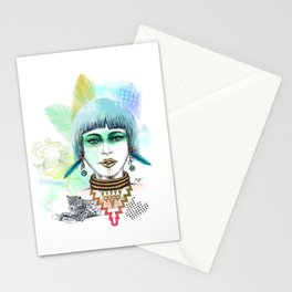 Amazon Beauty Stationery Cards