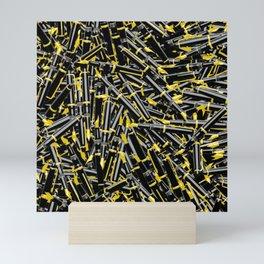 Writer's Tools Mini Art Print