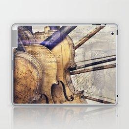 Classic Violins Laptop & iPad Skin